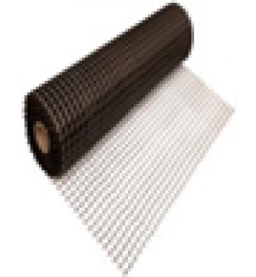 Базальтовая сетка Porotherm BM ячейка 25х25 мм, 50 кН/м
