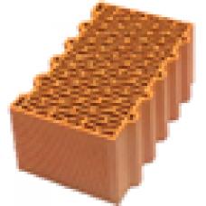 Керамический камень Porotherm 38 Thermo, поризованный