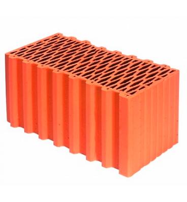 Кирпич пустотелый  утолщённый рифлёный,  1,4 NF